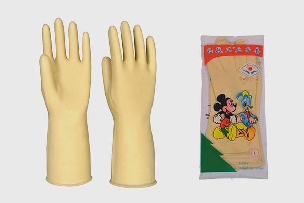 掌上珠防護工業乳膠手套