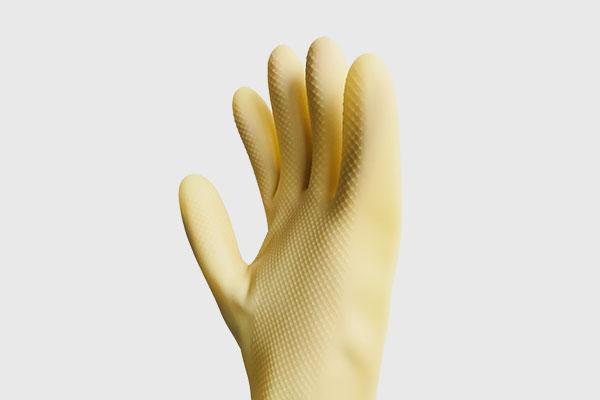 大家樂加厚工業乳膠手套