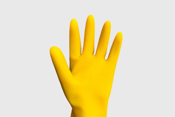 金穗牌加厚工業乳膠手套