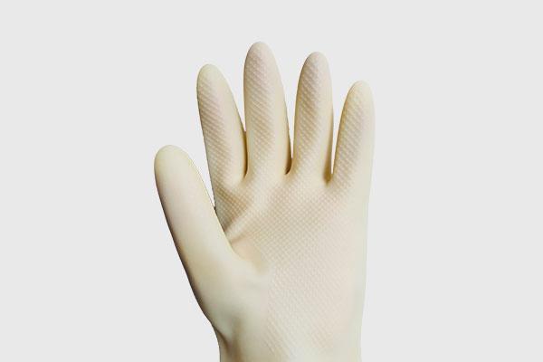 亞一牌加厚工業乳膠手套