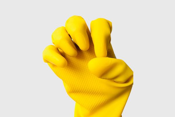 蓮花牌耐磨工業乳膠手套