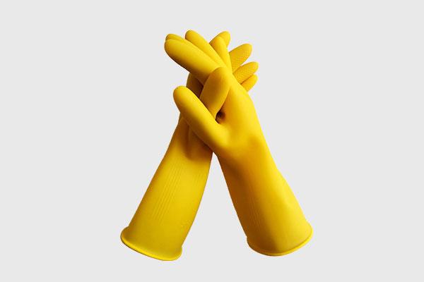 亞一牌耐磨工業乳膠手套