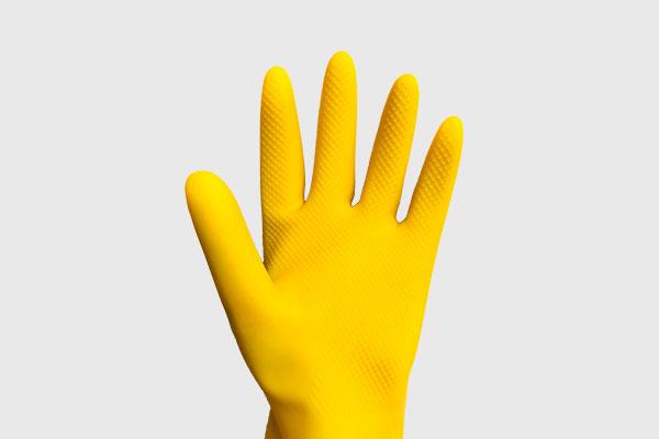 銀山牌耐磨工業乳膠手套