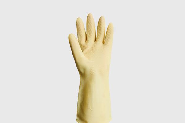 真美牌耐磨工業乳膠手套